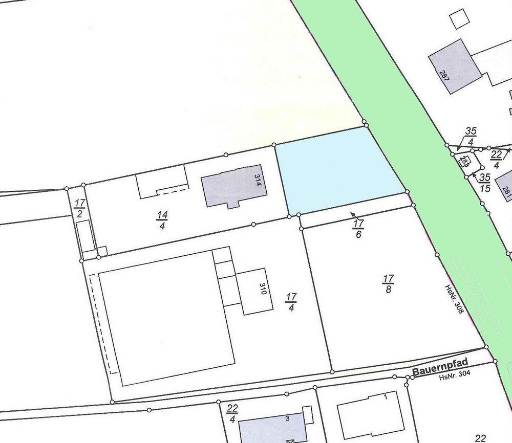Lageplan - Langenhagen Walsroder Straße 312