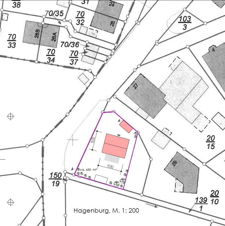 Hagenburg-Grundstück
