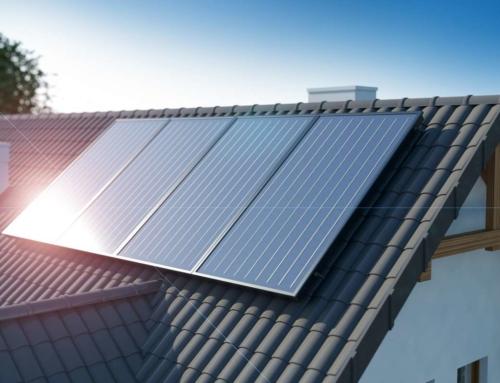 Solarthermie – Warmes Wasser durch Sonnenenergie