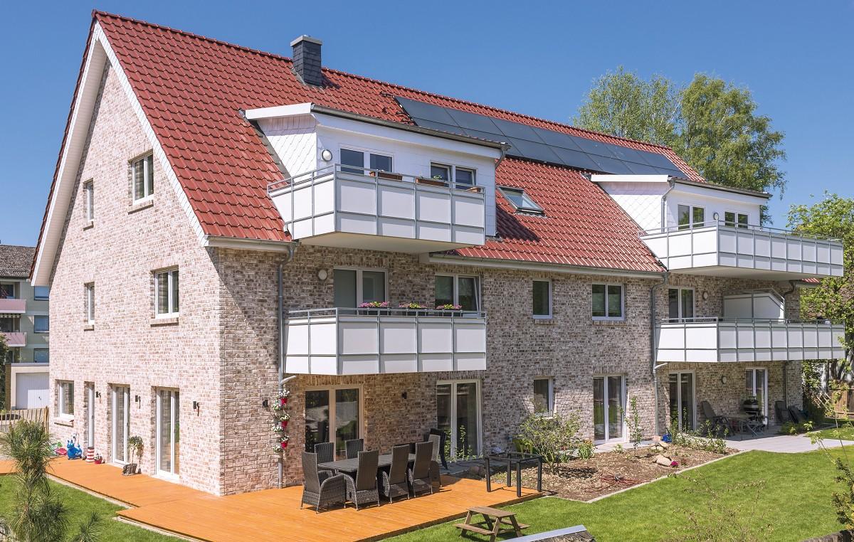 Haus Mehrfamilienhaus