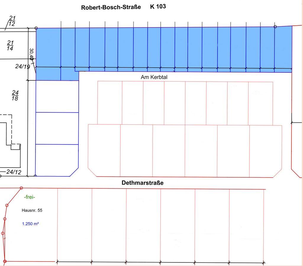 Aufteilungsplan Neuhof - mit Reihenhäusern - 19-02-2020 (002)