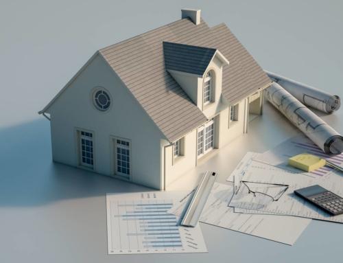 Bauantrag und Bauanzeige