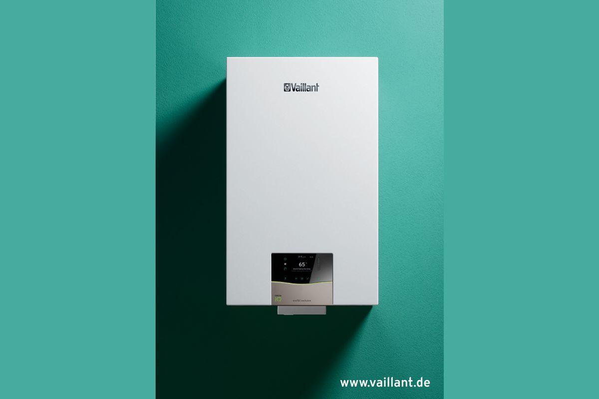 Gas-Brennwerttechnik vom Hersteller Vaillant